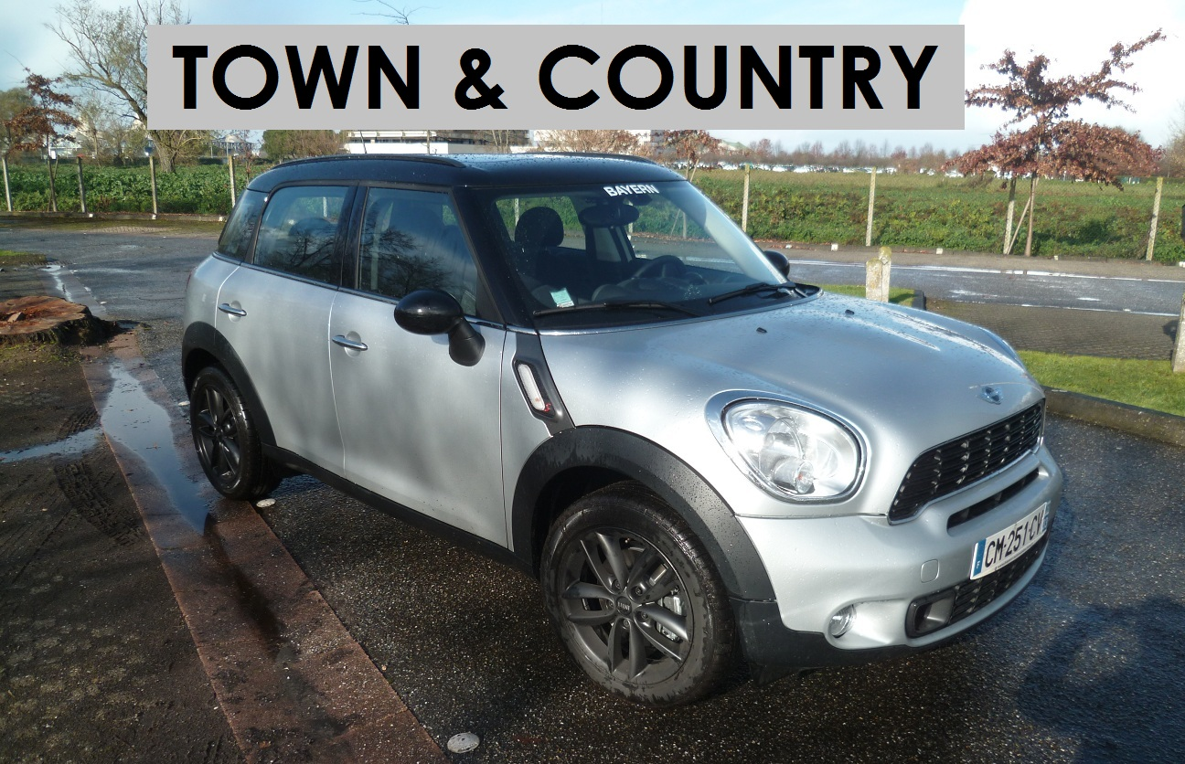 essai mini countryman cooper sd town country le. Black Bedroom Furniture Sets. Home Design Ideas