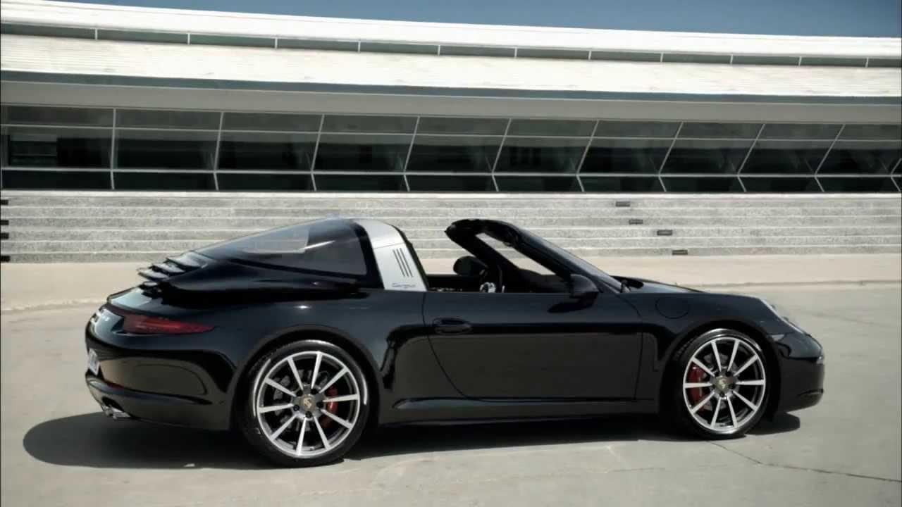 video la nouvelle porsche 911 targa 4 yes please le billet auto passion automobile. Black Bedroom Furniture Sets. Home Design Ideas