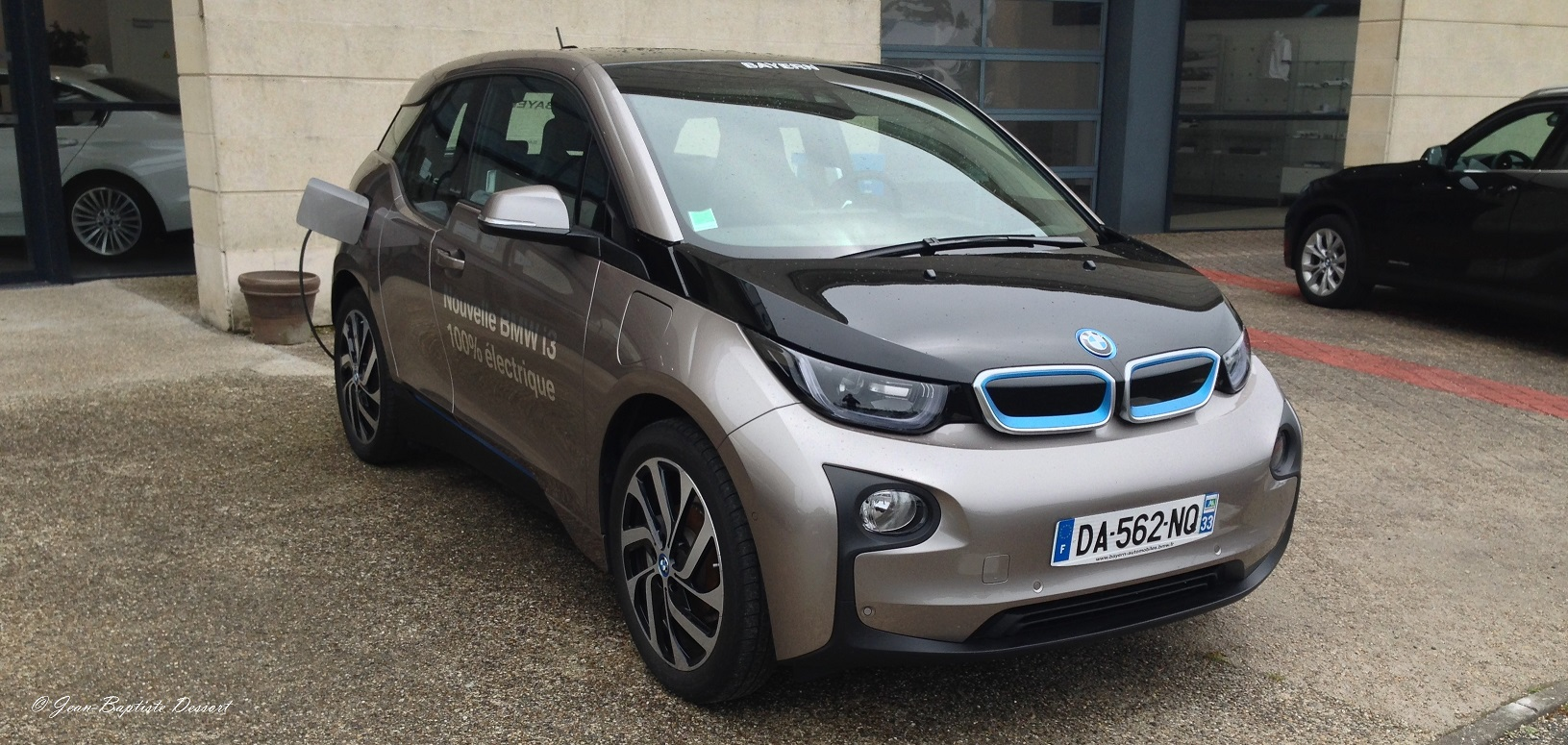 essai bmw i3 surprenante le billet auto passion. Black Bedroom Furniture Sets. Home Design Ideas