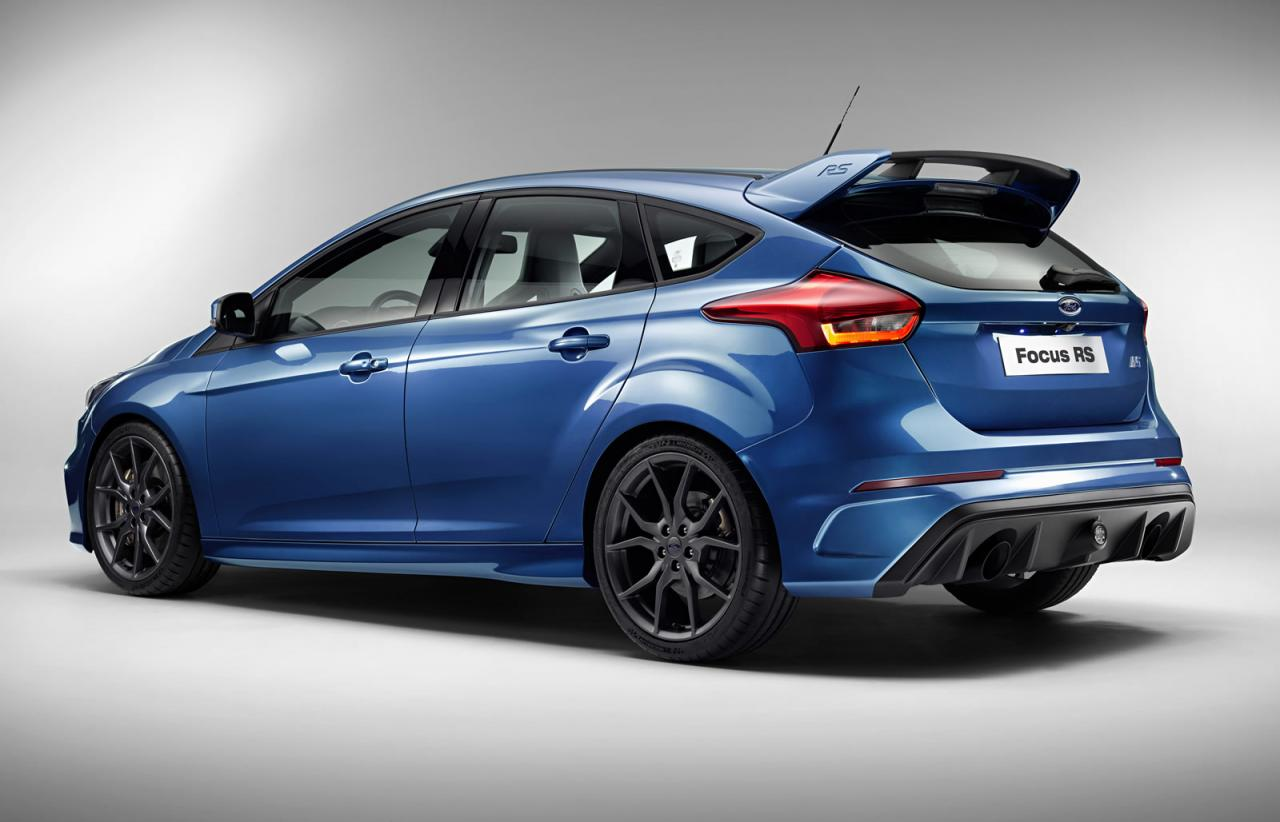 hot hatch ce sera 350ch pour la ford focus rs photos video le billet auto passion. Black Bedroom Furniture Sets. Home Design Ideas