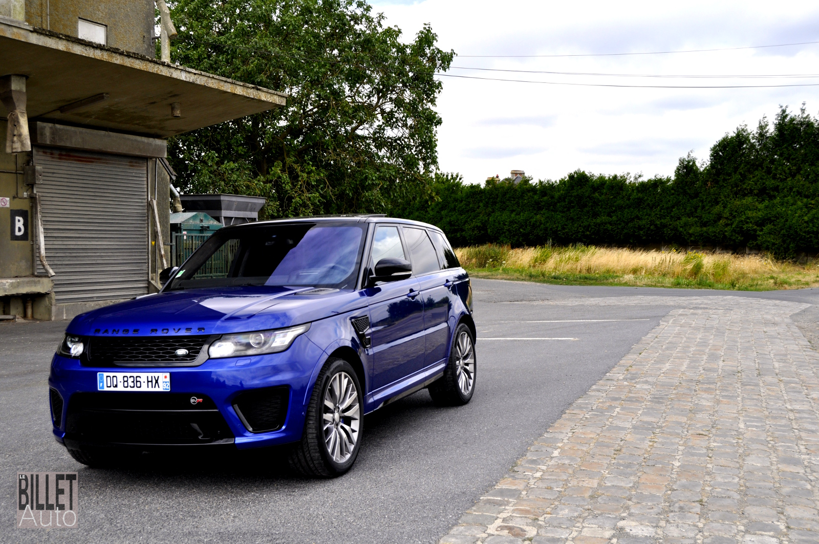 essai range rover sport svr un gros chat dans la gorge le billet auto passion automobile. Black Bedroom Furniture Sets. Home Design Ideas