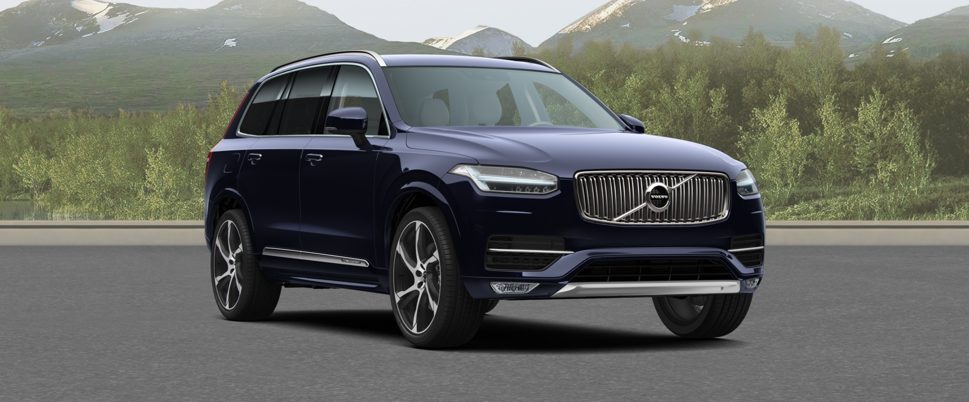 essai volvo xc90 le renouveau le billet auto passion. Black Bedroom Furniture Sets. Home Design Ideas