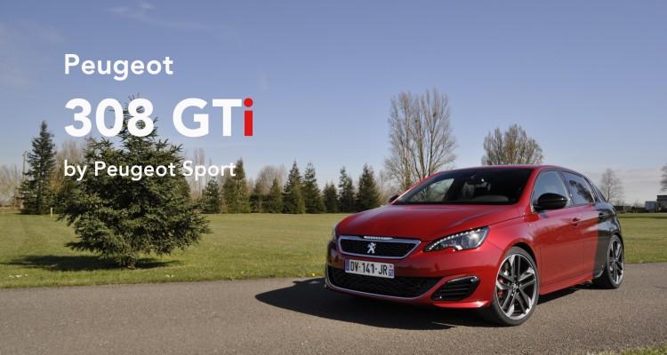 Peugeot 308GTI TITRE YOUTUBE