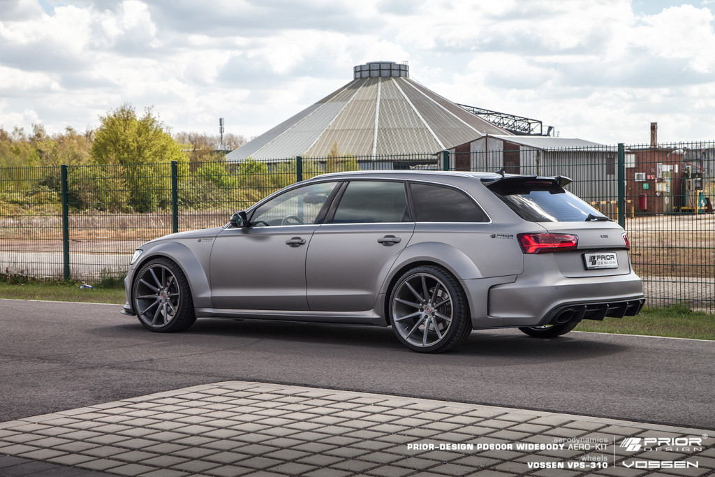 audi rs6 pd600r par prior design lba news. Black Bedroom Furniture Sets. Home Design Ideas
