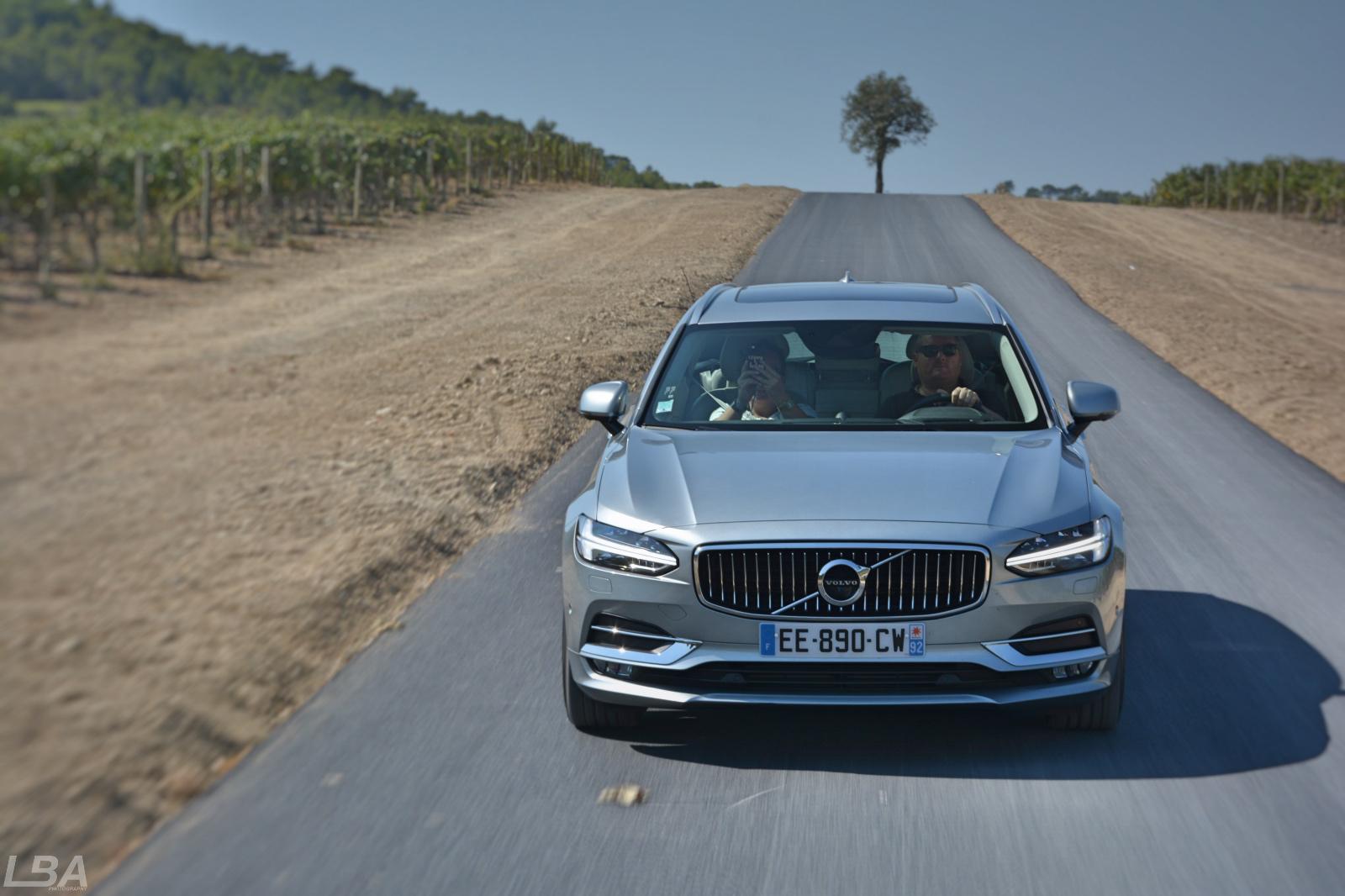 Essai ford mondeo vignale le billet auto passion automobile - Volvo S90 V90 2016 12