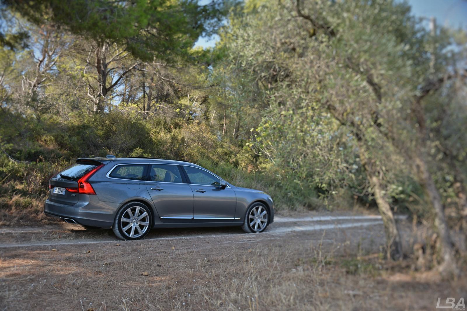 Essai ford mondeo vignale le billet auto passion automobile - Volvo S90 V90 2016 19