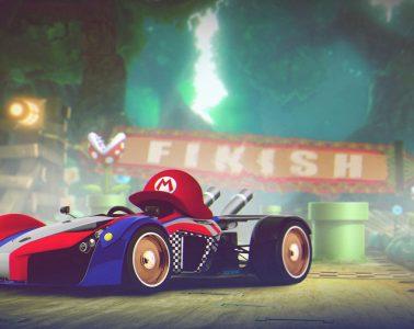 Bac Mono Mario Kart