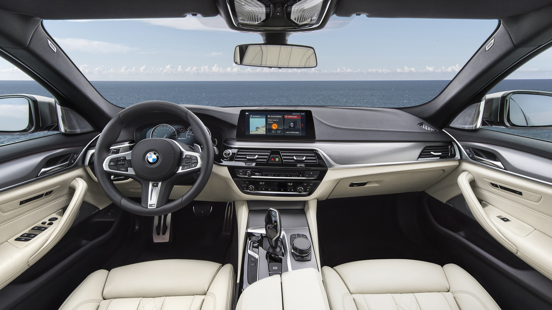 Essai ford mondeo vignale le billet auto passion automobile - Bmw M550i Habitacle