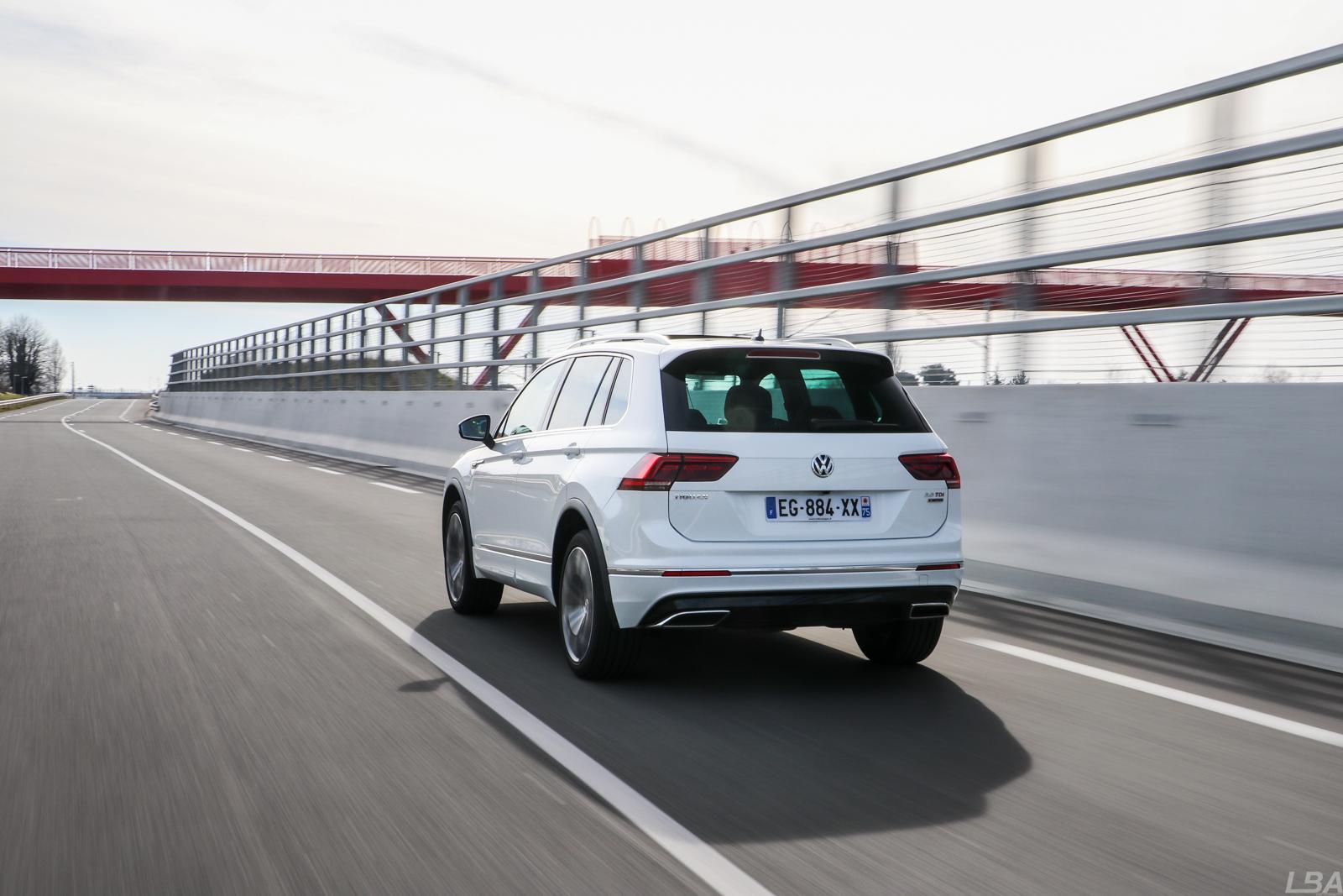 VW Tiguan RLine