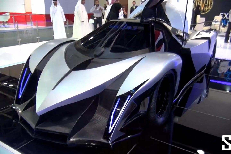 La Devel Sixteen Et Son Moteur Hallucinant Le Billet Auto Passion Automobile